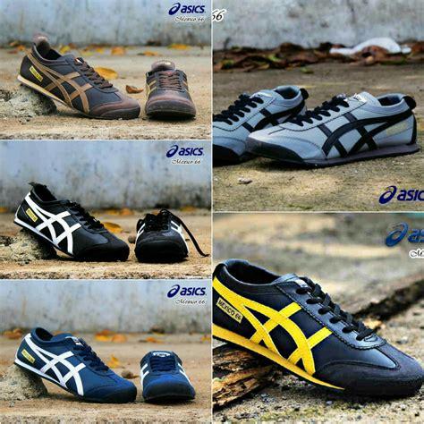 Sepatu Asic Tiger jual sepatu bagus murah asic onitsuka tiger muramurah