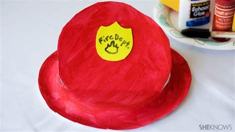firefighter hat template preschool pin firefighter hat craft on