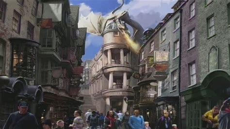 new details announced about how universal orlando s universal unveils new details on harry potter expansion