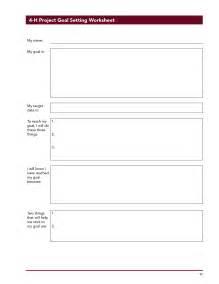 collection of business goal setting worksheet bloggakuten
