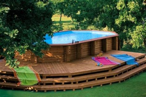 images of above ground pools 17 ways to add style to an above ground pool hgtv s
