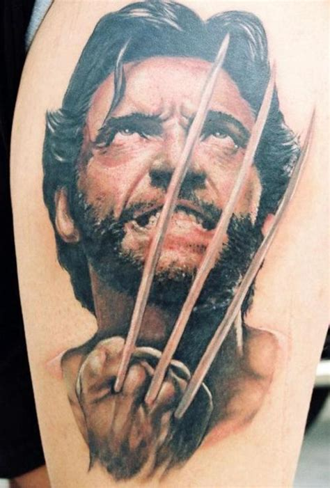 wolverine tattoos top 20 designs amazing ideas