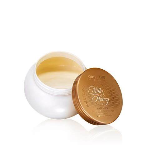 Masker Oriflame oriflame milk honey gold hair mask pakistan oriflame