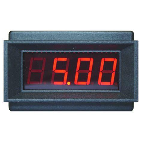 Panel Meter New 5v Led Panel Meter Digital Panel Meters Circuit
