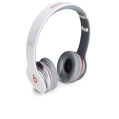 beats by dr dre hd with talk headphones from white electronics zavvi