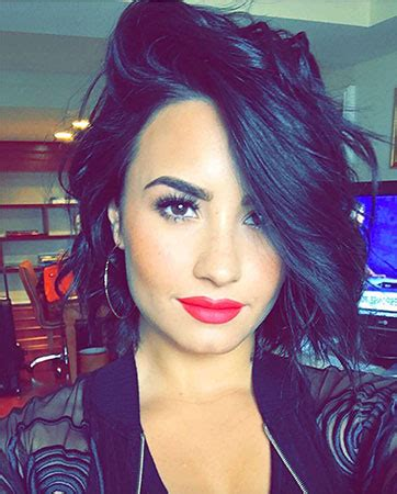 demi lovato s best instagram selfies amp photos