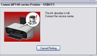 how to resetter canon mp198 error e27 cara reset printer canon mp145 mp160 yang error e27