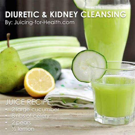 Detox Juice For Kidneys by 5 Things To Avoid For A Healthy Kidney And A Juice Recipe