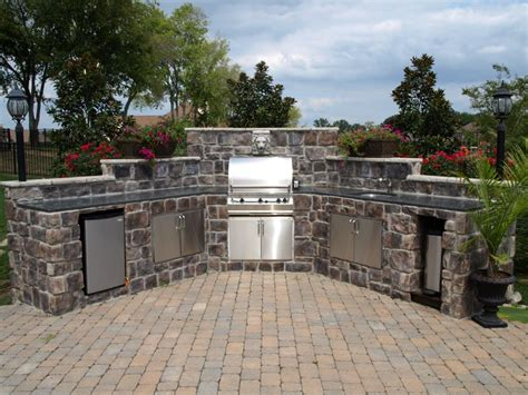 Backyard Grill Area Swimming Pools Backyard Resorts Backyard Living Nashville