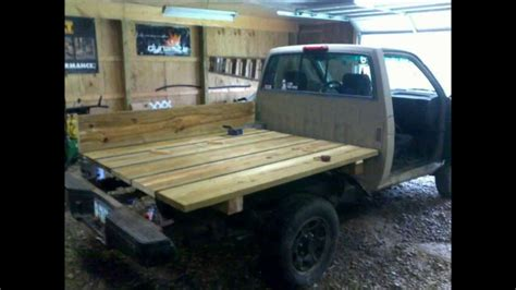how to make a wood truck bed how to make wooden truck bed rails freepdf