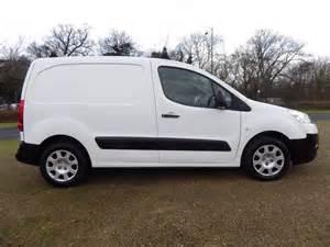 Peugeot Partner Minivan Used White Peugeot Partner For Sale Bristol