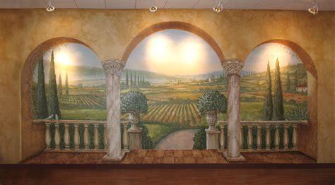 italian wall murals italian mural painting wall murals