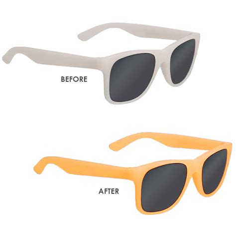 color changing sunglasses sunlight color changing sunglasses totallypromotional