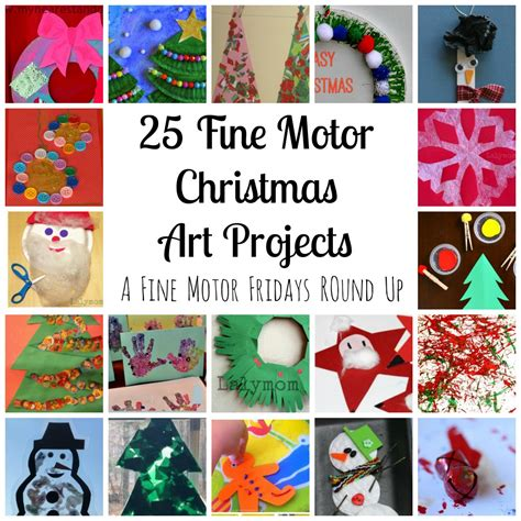 large christmas art projects 20 crafts for toddlers