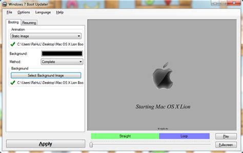 what does resuming windows mac os x boot screen for windows 7 technoarea