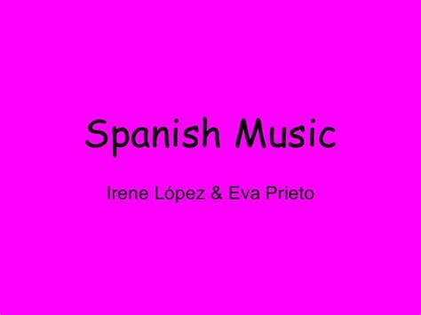 spanish house music spanish music