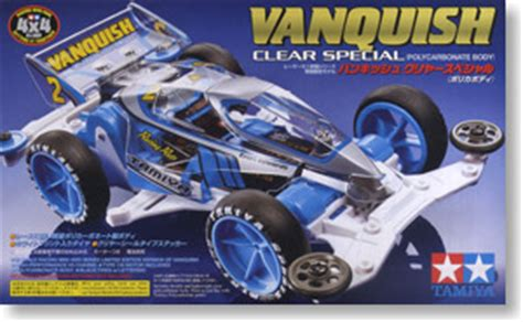 Vanquish Polycarbonate Aftermarket vanquish clear special polycarbonate vs chassis mini 4wd hobbysearch mini 4wd store