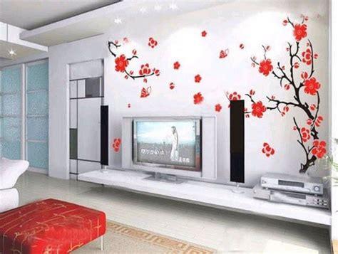 hiasan dinding ruang tamu minimalis unik rumah impian