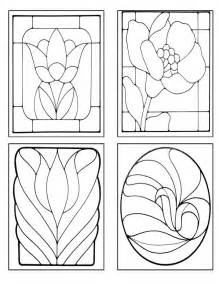 Vase Patterns have kiln will travel design patterns for stained glass