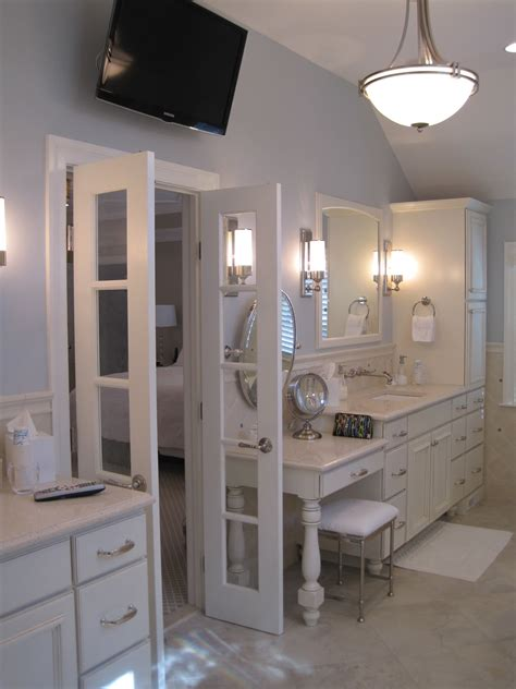 how to add on a bathroom alexi bebezas master suite bath addition over garage