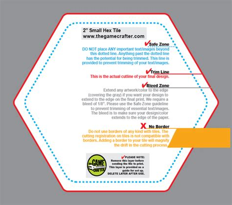 Www Bgdf Card Template by Small Hex Tiles Available At The Crafter Board