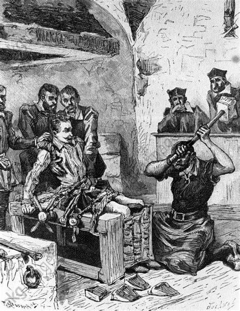 Pin on Medieval Torture Methods