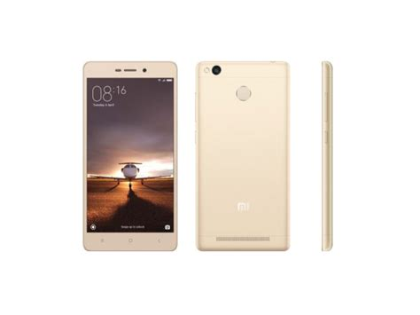 Smart Home by Xiaomi Redmi 3s Prime Notebookcheck Net External Reviews