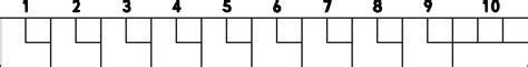 Ten Pin Bowling Score Sheet Template by Blank Scoreboard Clipart 10
