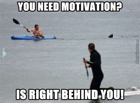 Meme Encouragement - some motivators work better than others by fraterbbobbo