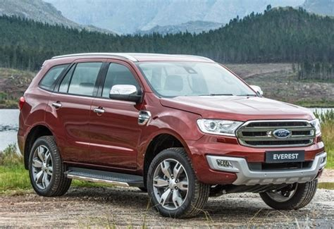 ford south africa ford s new everest in sa tough but not wheels24