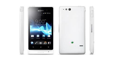 spesifikasi dan harga handphone android sony xperia go handphone terbaru