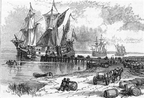 tow boat us jobs nj history of money in america what colonists used as