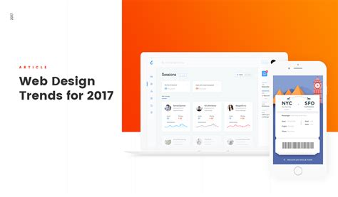 ui design trends for 2017 web design trends for 2017 on wacom gallery