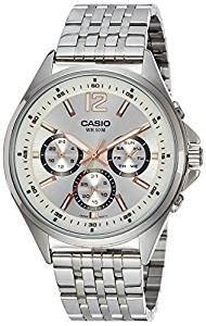 Casio Analog Ltp E104d 7avdf White buy casio enticer analog white s mtp e303d 7avdf a958 at low prices in