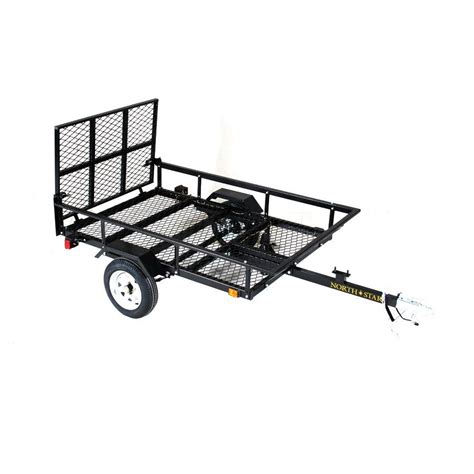 home depot utility trailers prices motorcycle review and