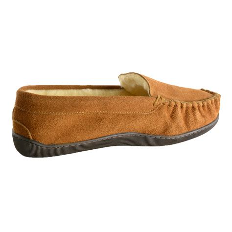 shearling moccasin slippers alpine swiss sabine womens suede shearling moccasin