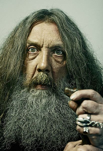 alan moore alan moore world evil twin brother of father christmas