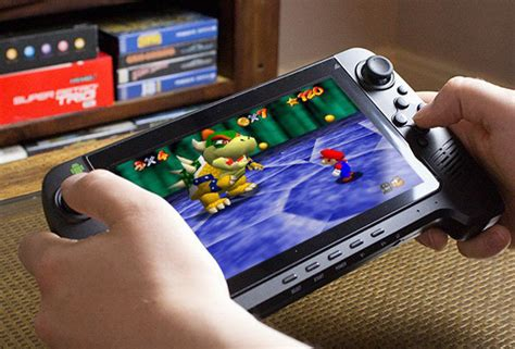 Retro Console System Brings Together The Best Of The 20th Century by Blaze Tab Brings Thousands Of Retro For Less Than 163