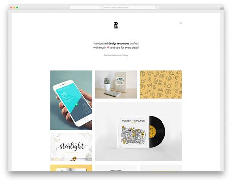 20 Free Portfolio Website Templates For All Creative Professionals 2018 Portfolio Templates
