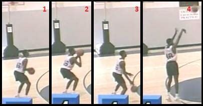 setting drills one person 3 point shooting drill workout to maximize performance