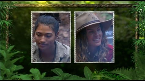 celebrity jungle left 2017 rebekah vardy becomes third star to leave i m a celebrity