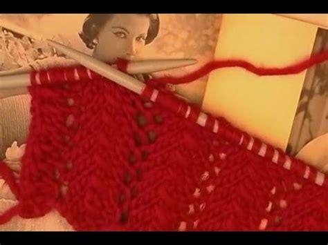 youtube knitting pattern lace scarf knitting tutorial lace scarf knitting pattern