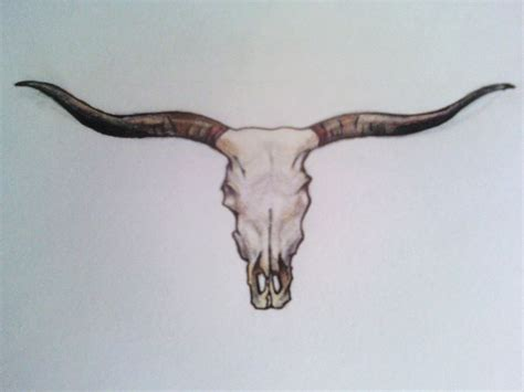 texas longhorn tattoo designs image from http www tattooshunt images 31 longhorn