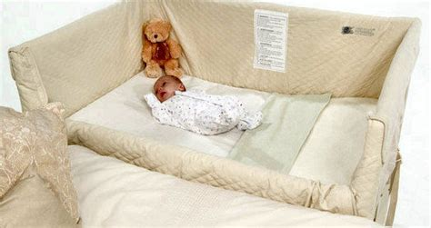 culla da co co sleeping bonding e bedside cots o culle da affiancare