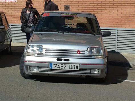 renault super 5 renault super5 gt turbo venta de veh 237 culos y coches cl 225 sicos
