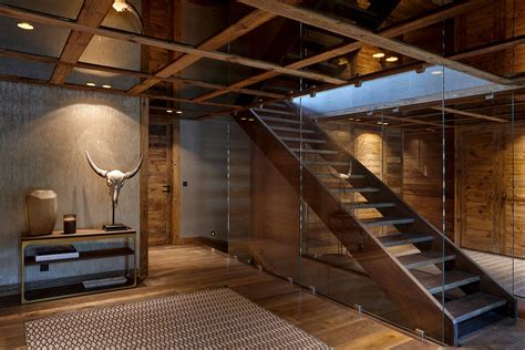Chalet Designs 15 Enchanting Rustic Staircase Designs That You Re Going To Fall In With