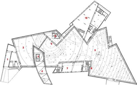 royal ontario museum floor plan drawings of royal ontario museum google search the art