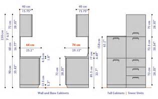 Standard Dimensions For Kitchen Cabinets Kitchen Cabinets Dimensions And Standard Kitchen Cabinets Sizes Description From