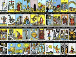 waite tarot deck tarot cards moon mysticism