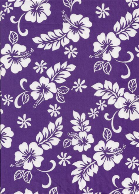 hawaiian pattern material hawaiian purple fabric pattern purple muse pinterest
